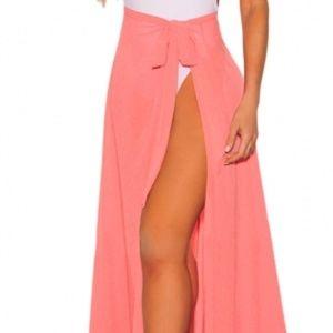 Coral Beach Skirt
